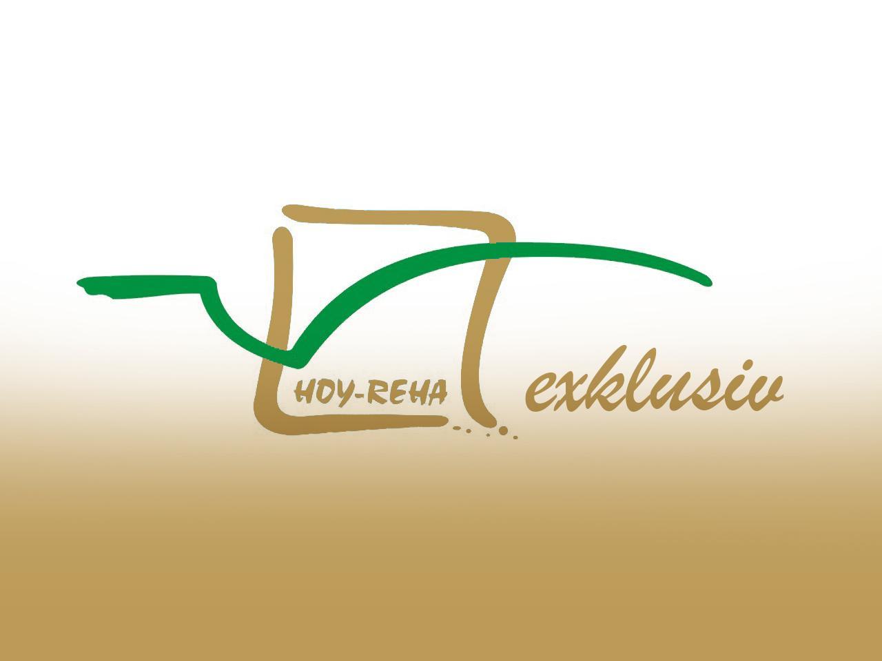 HOY-REHA Exklusiv Logo