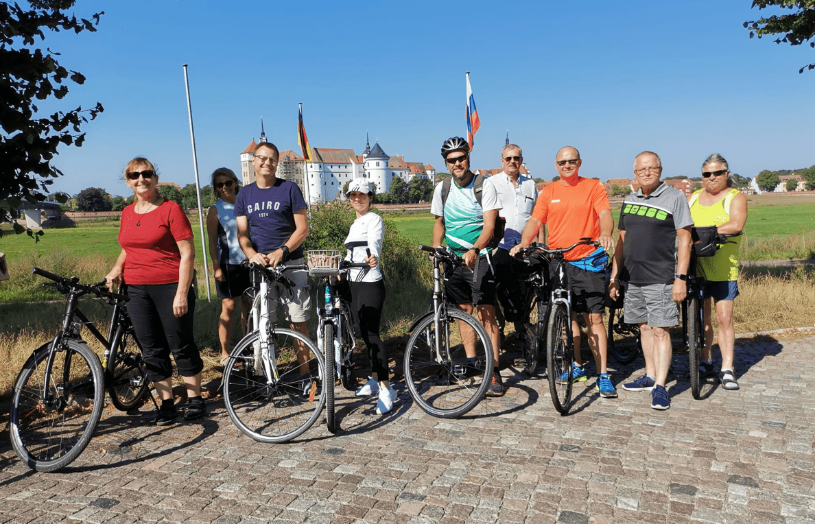 THERAFIT-Radtour